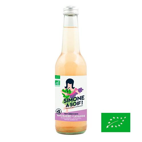 Simone à soif - Rhubarbe Lavande 33cl