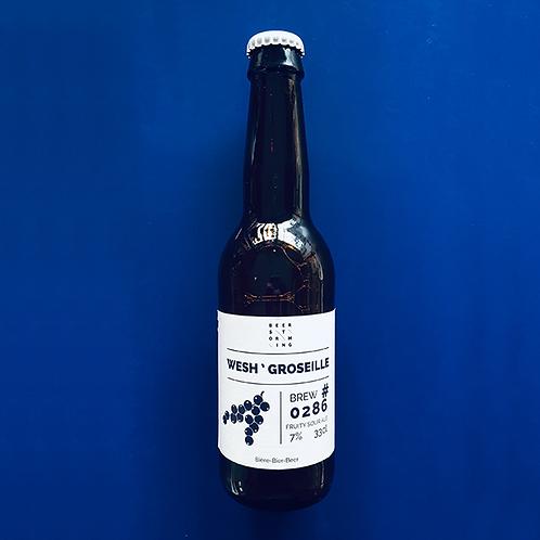 Wesh'Groseille 33cl - Beerstorming