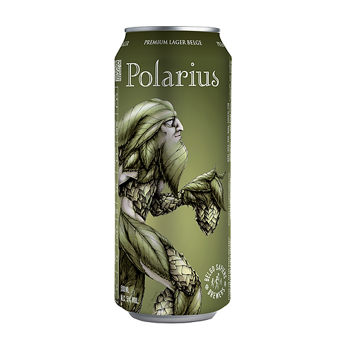Polarius 50cl - Brasserie Belgo Sapiens