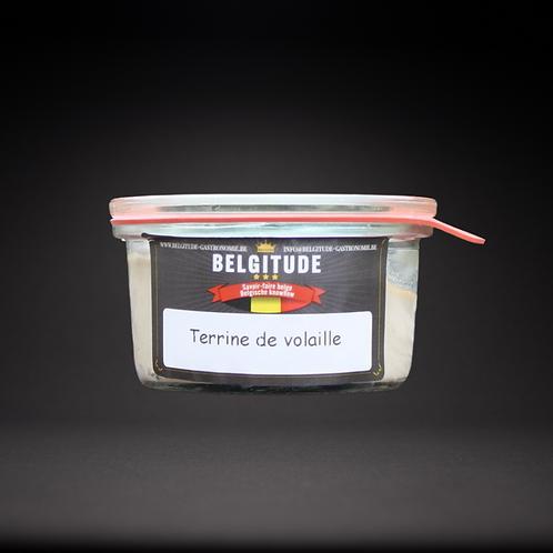Terrine de Volaille 120g - Belgitude gastronomie