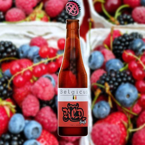 Belgicus Red 33 cl - Brasserie Belge