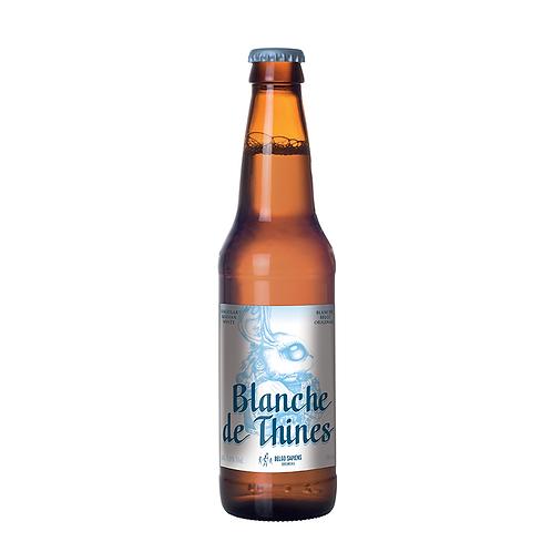 Blanche de Thines 33cl - Brasserie Belgo Sapiens