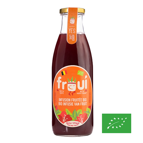 Infusion Hibiscus Menthe 75cl - BIO - Froui