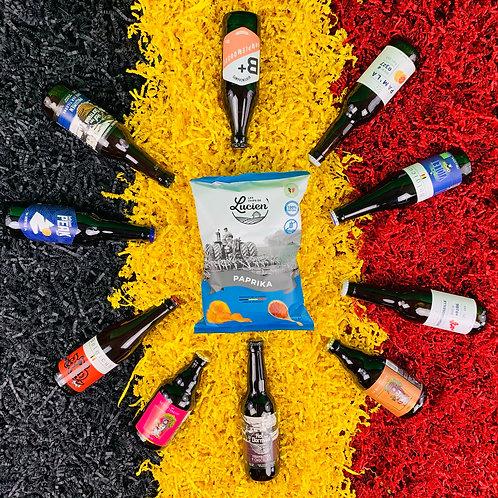 The Bières Fruitées Selection (10 Bières) - Bim Bam Belge