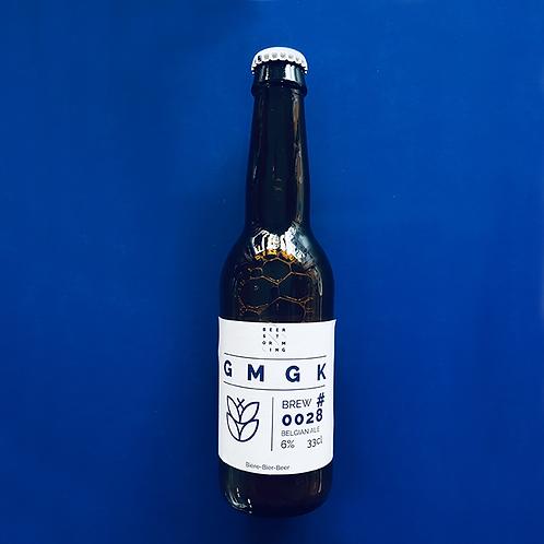 GMGK 33cl - Beerstorming