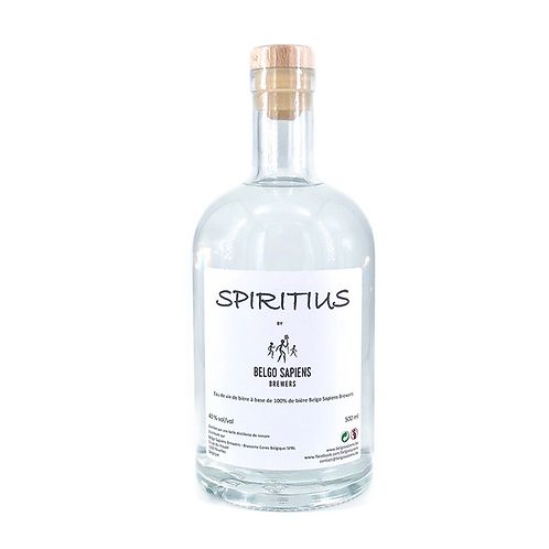 Spiritus 50cl - Belgo Sapiens