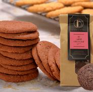 Le salé chocolat 5 étoiles de La Biscuiterie de Thorembais