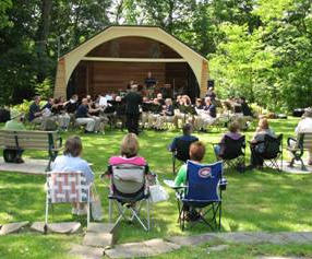 Concerts at Little Avenue Memorial Park