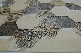 Marquetry, Wood Veneer