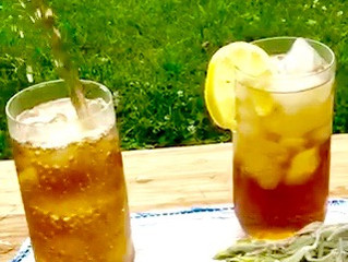 Beat the heat with Mursalski Tea on ice!