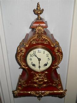 Lenzkirch ur med hylle