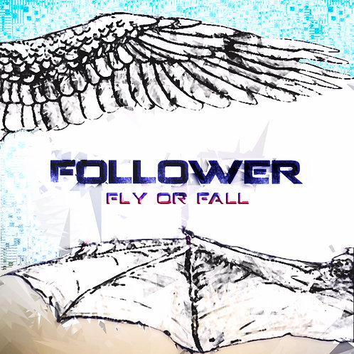 FLY OR FALL CD