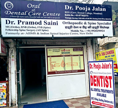 Dental clinic in Indirapuram - Oral & Dental Care Centre