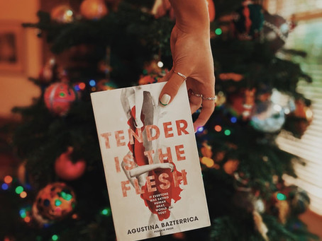 Review: Tender is the Flesh by Agustina Bazterrica