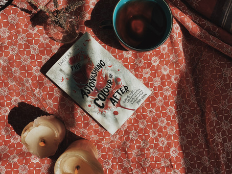 Review: The Astonishing Colour of After by Emily X. R. Pan