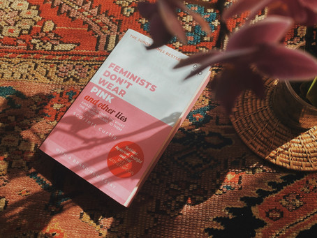 Review: Feminists Don't Wear Pink and Other Lies by Scarlett Curtis