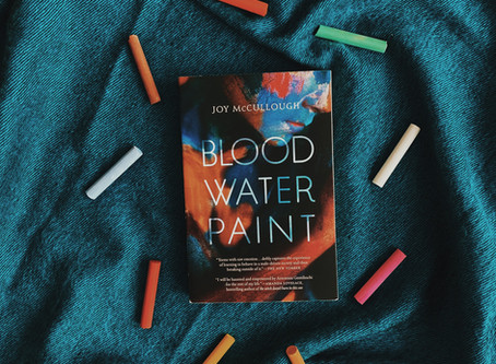 Review: Blood Water Paint by Joy McCullough