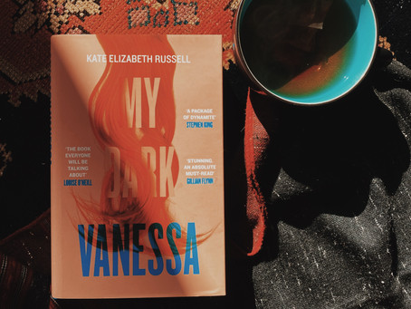 Review: My Dark Vanessa by Kate Elizabeth Russell