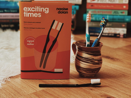 Review: Exciting Times by Naoise Dolan