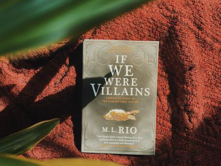 Review: If We Were Villains by M. L. Rio