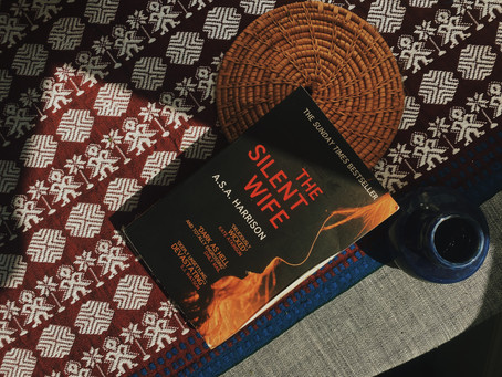 Review: The Silent Wife by A.S.A Harrison
