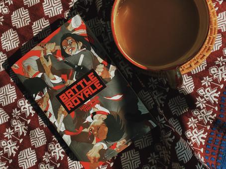 Review: Battle Royale by Koushun Takami