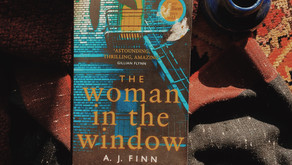 Review: The Woman in the Window by A. J. Finn