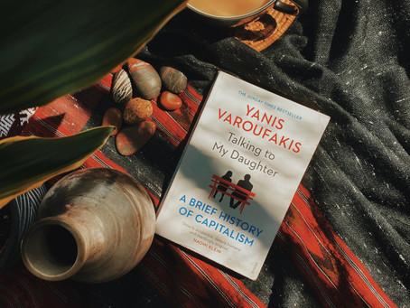 Review: Talking to My Daughter by Yanis Varoufakis