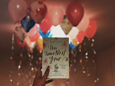 Review: This Time Next Year by Sophie Cousens