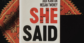 Review: She Sad by Jodi Kantor & Megan Twohey