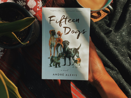 Review: Fifteen Dogs by Andre Alexis