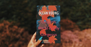 Review: On Earth We're Briefly Gorgeous by Ocean Vuong