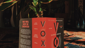 Review: Vox by Christina Dalcher