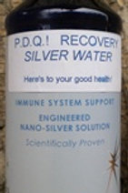 PDQ! Recovery Silver Water