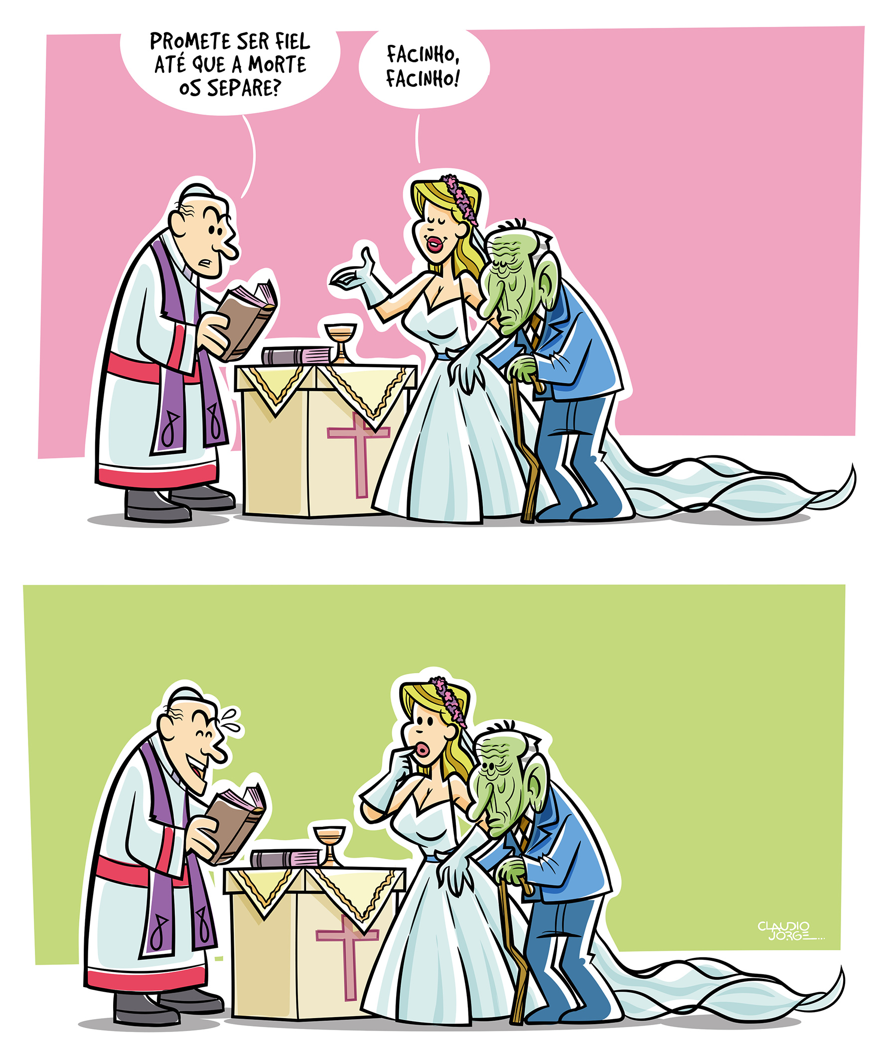 Casamento da Fidelidade