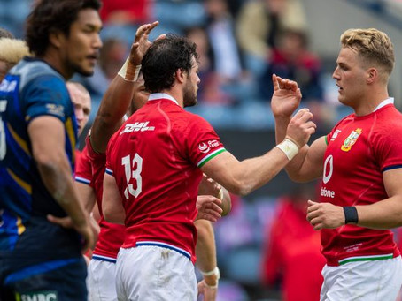 The Lions kick off their 2021 tour roaring as they secure a 28-10 win over Japan at a high cost