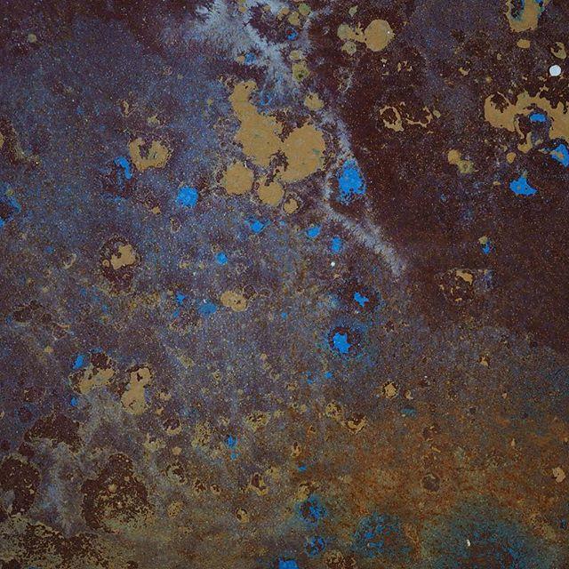 錆と色。アート