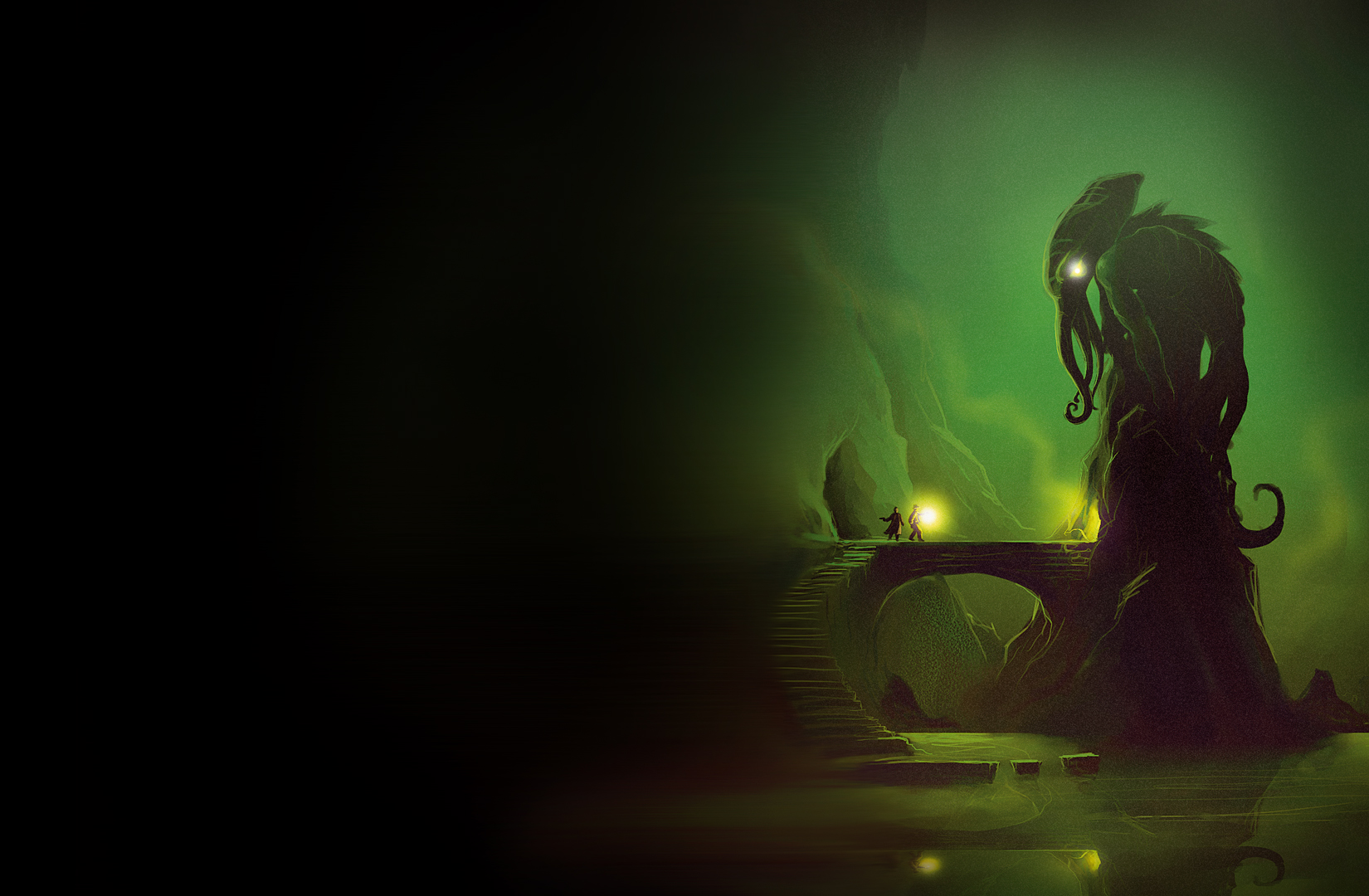 Hp Lovecraft Art Wallpapers: Cthulhu's Comic Corner