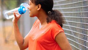 Hydration - water is best!