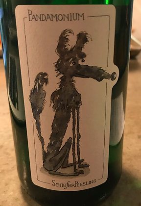 Riesling Schiefer Troken Mosel QBA