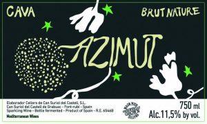 Azimut brut nature