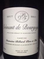 Crémant de Bourgogne Billard père et fils