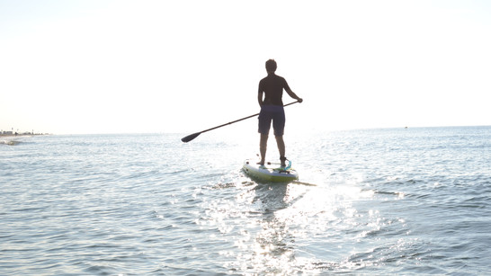Stan Up Paddle Tour in Private