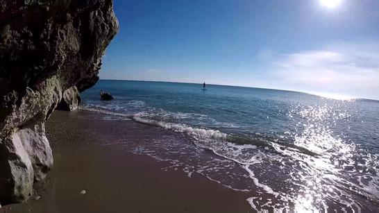Paddlesurf Sitges
