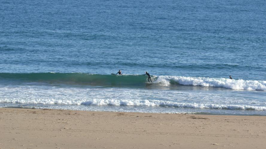Surf Rental Surf Tour in Barcelona