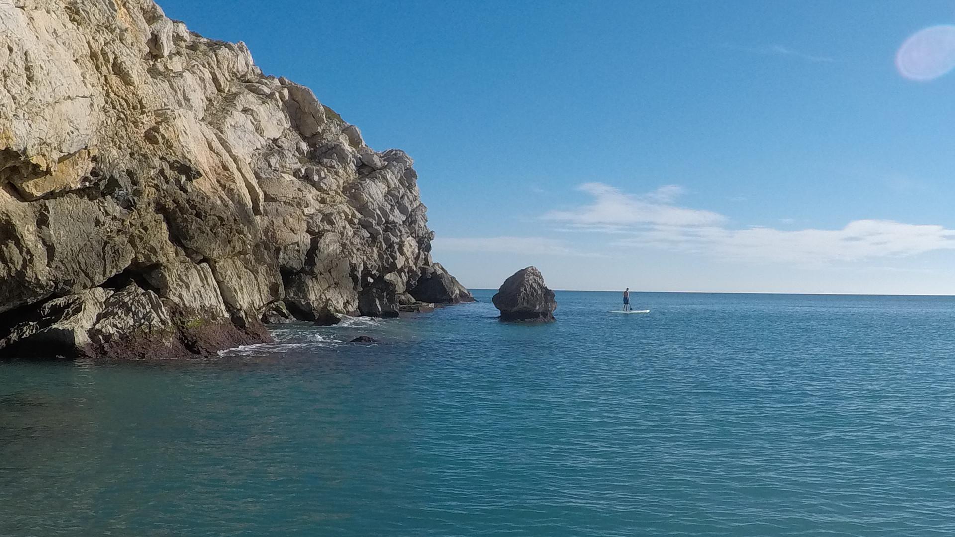 Excursion Paddlesurf Sitges