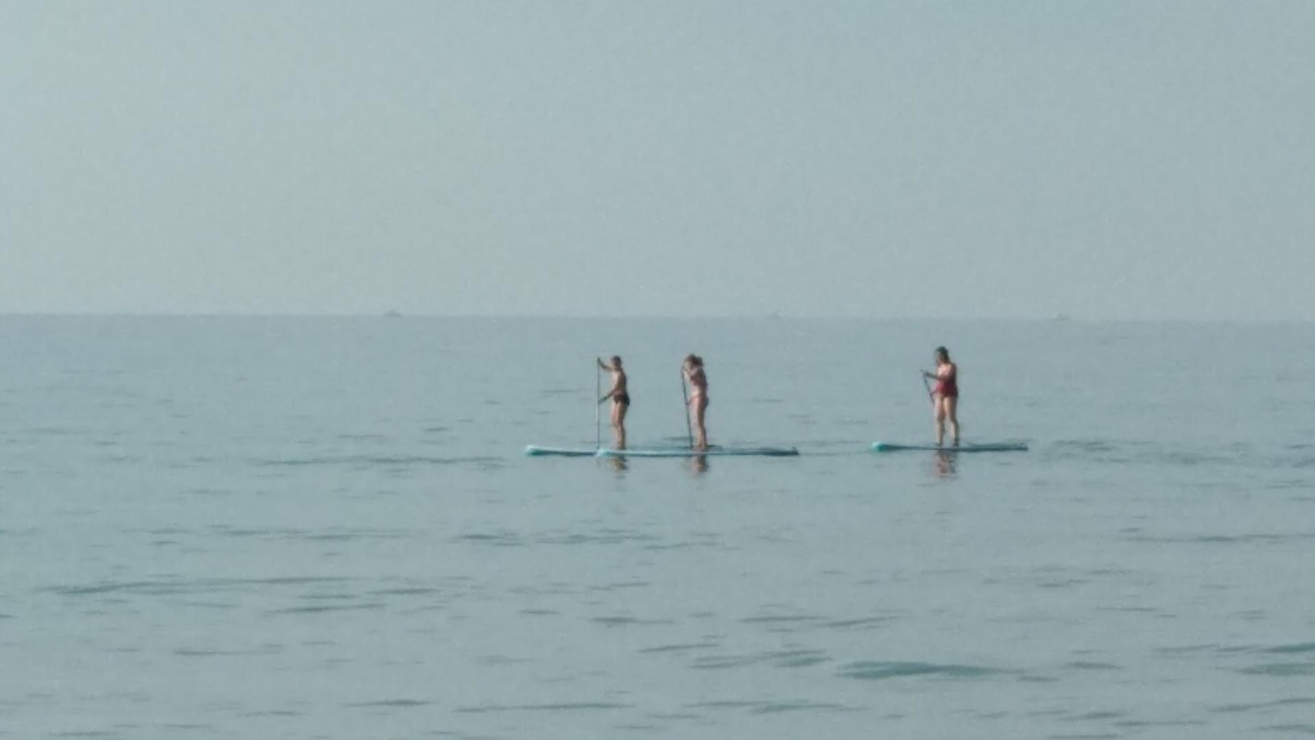 Excursion Paddlesurf Castelldefels
