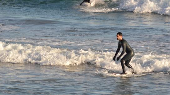 Surf Lesson Barcelona