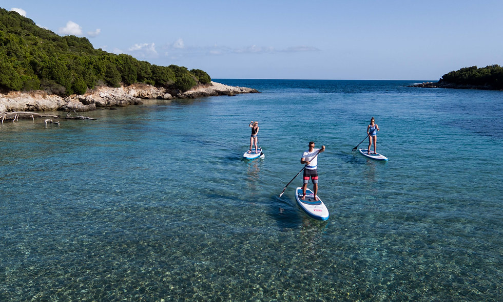 3 Day Paddleboard (SUP) Holiday