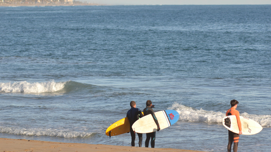 Surf Tour in Castelldefels